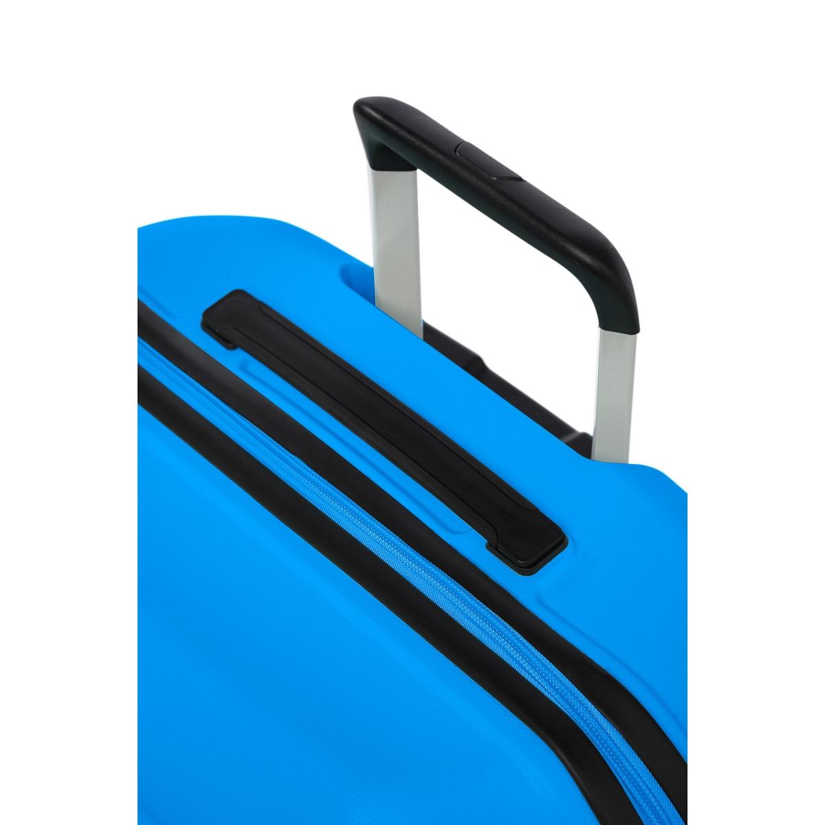 G&D Polo Suitcase PP Enjeksiyon 3'lü Valiz Seyahat Seti - Model 400.05 Çivit Mavi