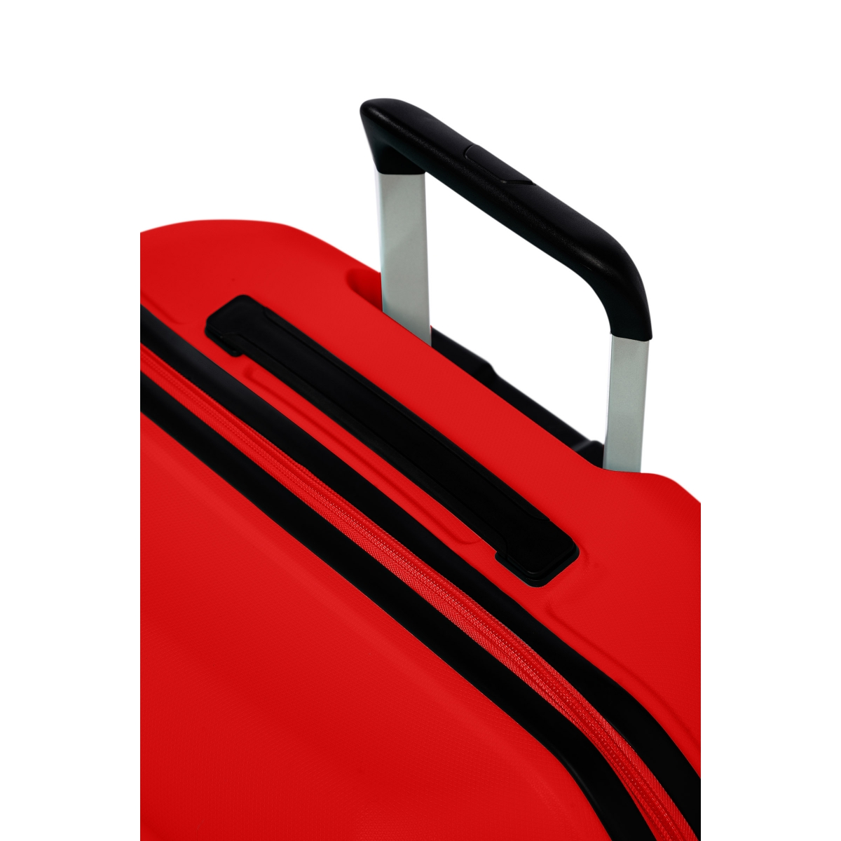 G&D Polo Suitcase PP Enjeksiyon 3'lü Valiz Seyahat Seti - Model 400.14 Kırmızı