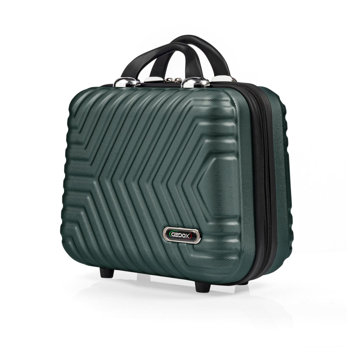 G&D Polo Suitcase Abs Makyaj&Hostes El Çantası Model:615.07 Haki Yeşil