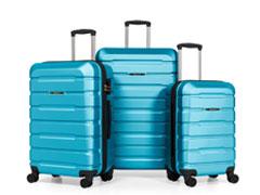 Abs Premium Tonaton 3'lü Valiz Seyahat Seti
